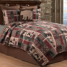 Killian Ridge Quilt Set - 008246523772