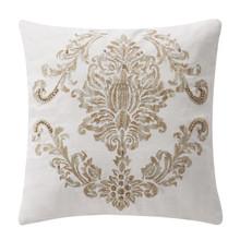 """Annalise Gold 16"""" Pillow - 038992921805"""