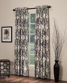 Salazar Rod Pocket Curtains - 013864107327