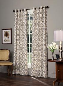 Izmir Grommet Top Curtains - 013864106818