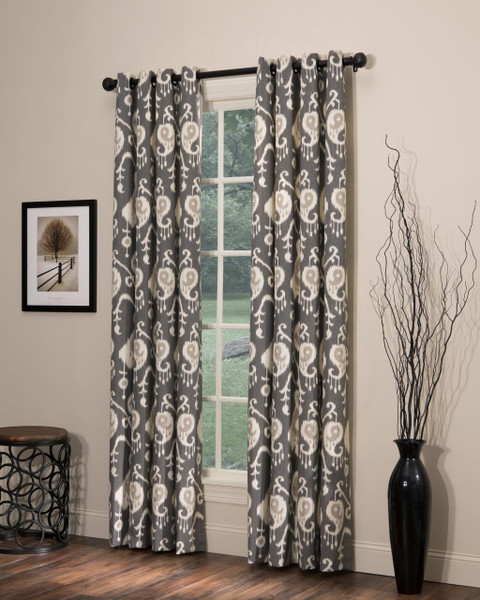 Salazar Grommet Top Curtains - 013864107297