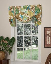 Brunswick Tie Up Curtain - 013864100861