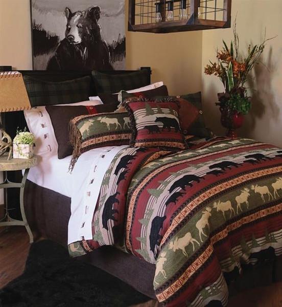 Ontario Wilderness Comforter Collection -