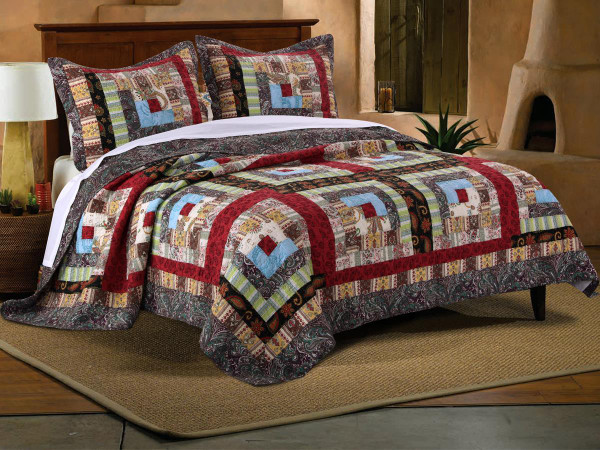 Colorado Lodge Quilt Collection -