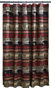 Ontario Wilderness Shower Curtain - 35731113590