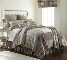 Smoky Cobblestone Quilt Collection -