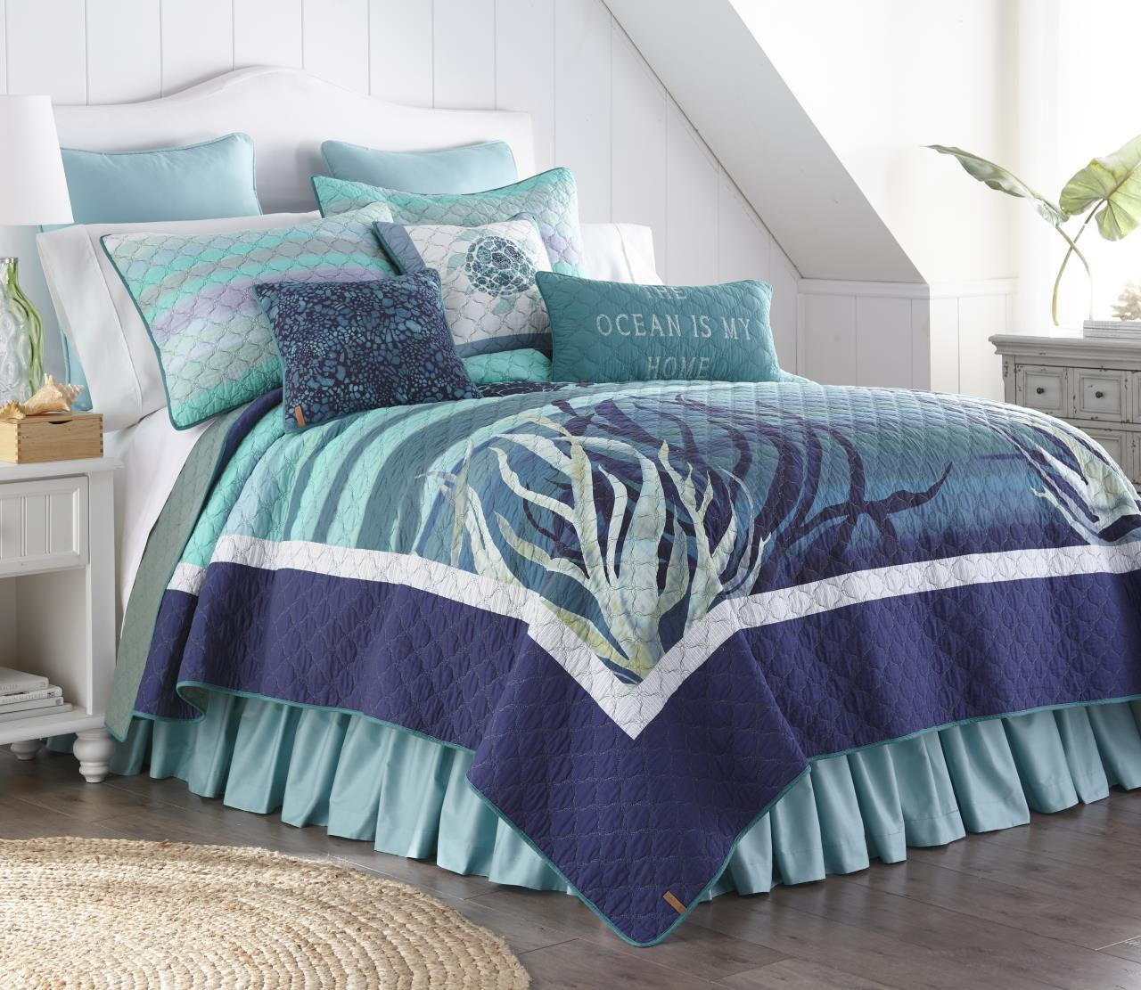 Summer Surf Quilt Collection -
