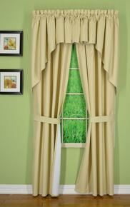 Horizon Thermal Blackout  Curtains - 647506022909