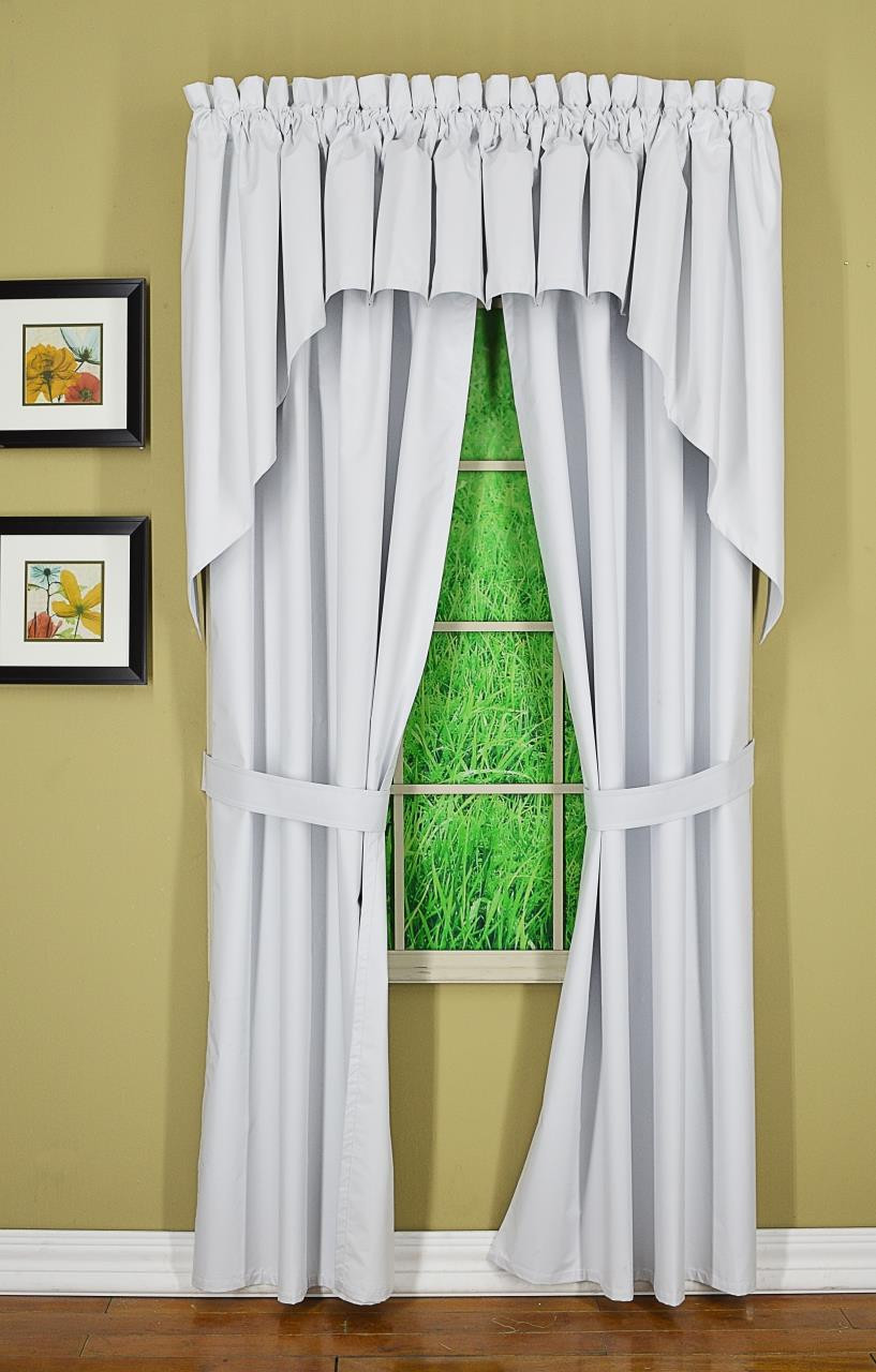 Horizon Thermal Blackout  Curtains - 647506022909