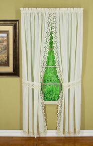 Heirloom Eyelet Lace  Curtains - 647506021964