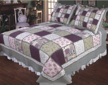 Sugar Plum Quilt Collection -