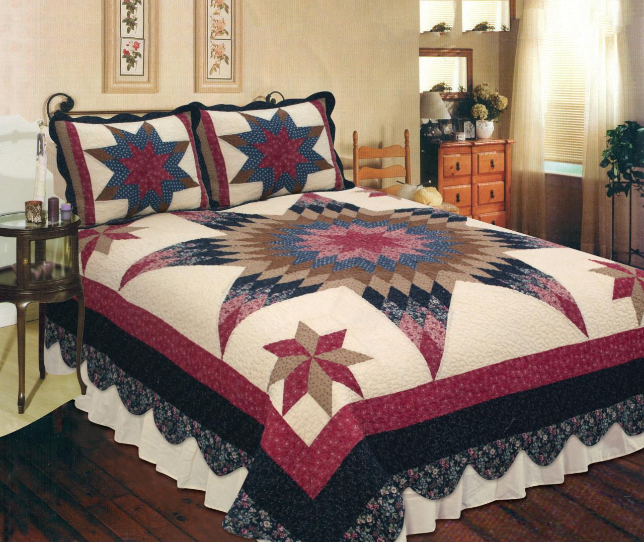 Prairie Star Quilt Collection -
