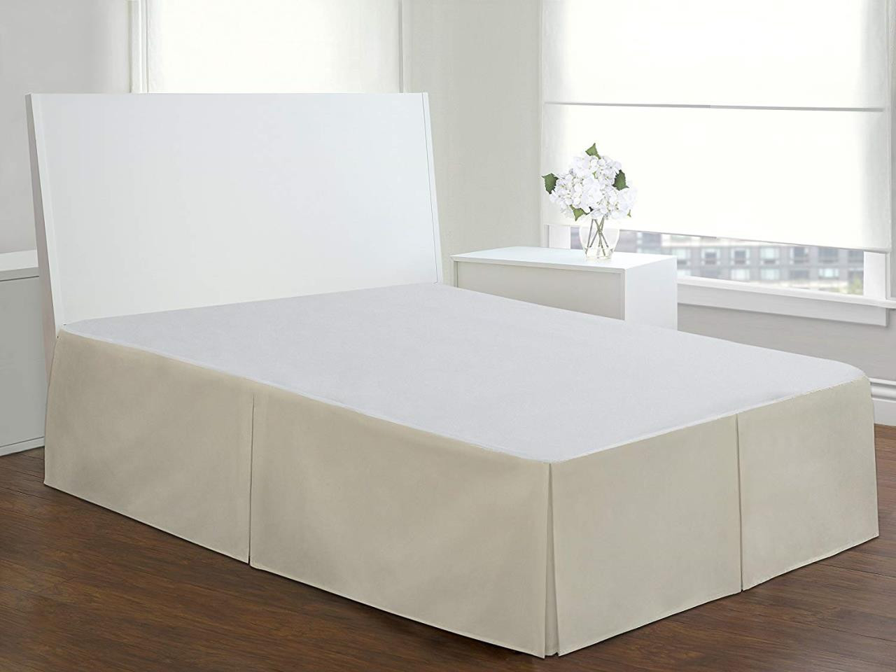 Poplin Tailored Bed Skirt - 010482003086