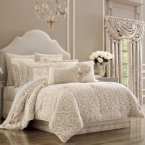 Milano Sand Comforter Collection -