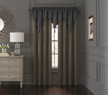 Everett Teal Curtains - 389929252548