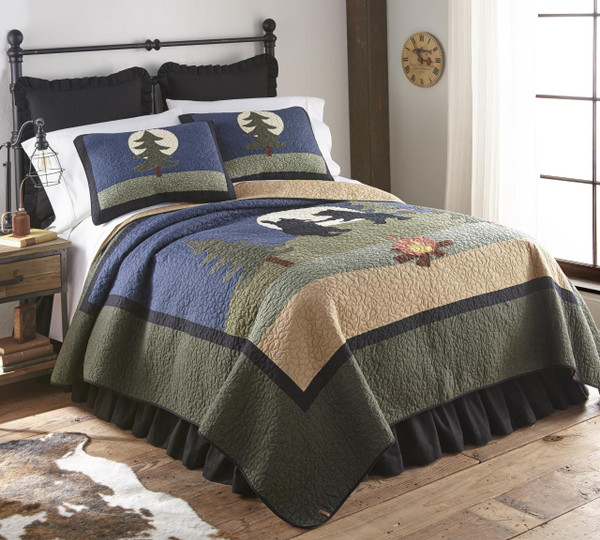 Bear Camp Quilt Collection -