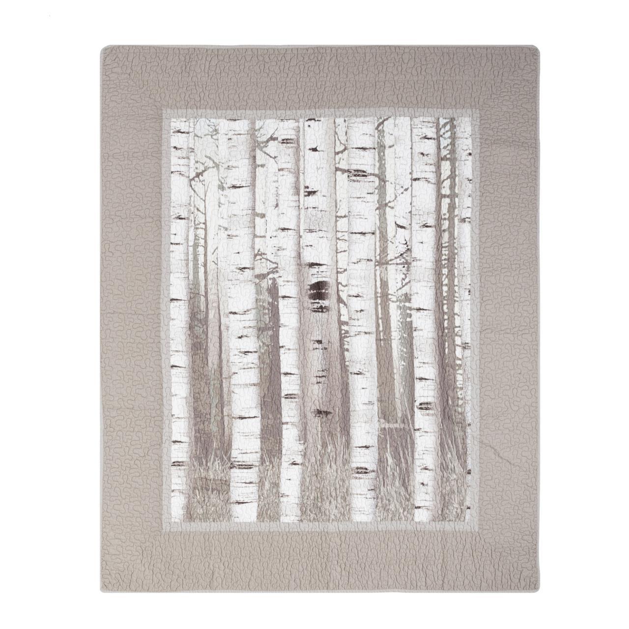 Birch Forest Throw - 754069861101