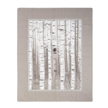 Birch Forest Throw - 754069861101