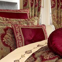 Maribella Crimson Comforter Set - 846339092404