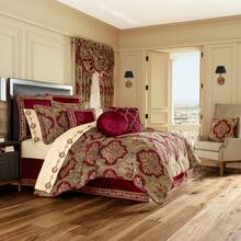 Maribella Crimson Comforter Collection -
