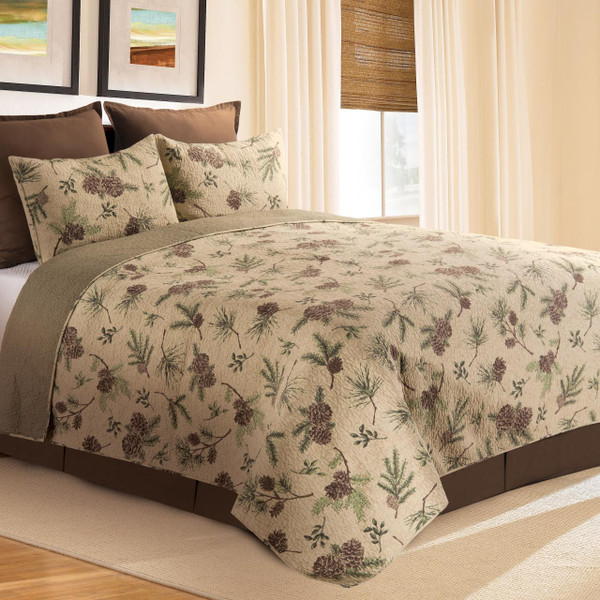 Woodland Retreat Quilt Collection -