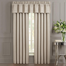 Beaumont Champagne Tailored Valance - 846339091278