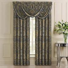 Palmer Teal Curtain Pair - 846339091315