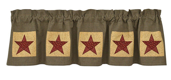 Country Star Valances - 712383900562