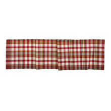 Abingdon Plaid Table Runner - 008246528845