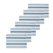 Chandler Stripe Adriatic Placemat Set - 008246555094