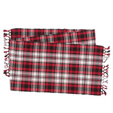 Fireside Plaid Table Runner - 008246513827