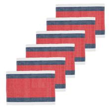 Liberty Stripe Placemat Set - 008246555018