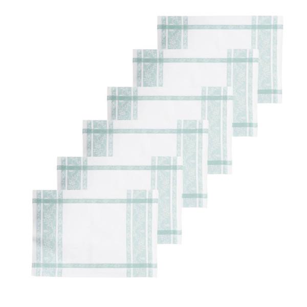 Rose Trellis Sea Glass Placemat Set - 008246558767