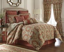 Harrogate Paisley Comforter Set - 849203035149