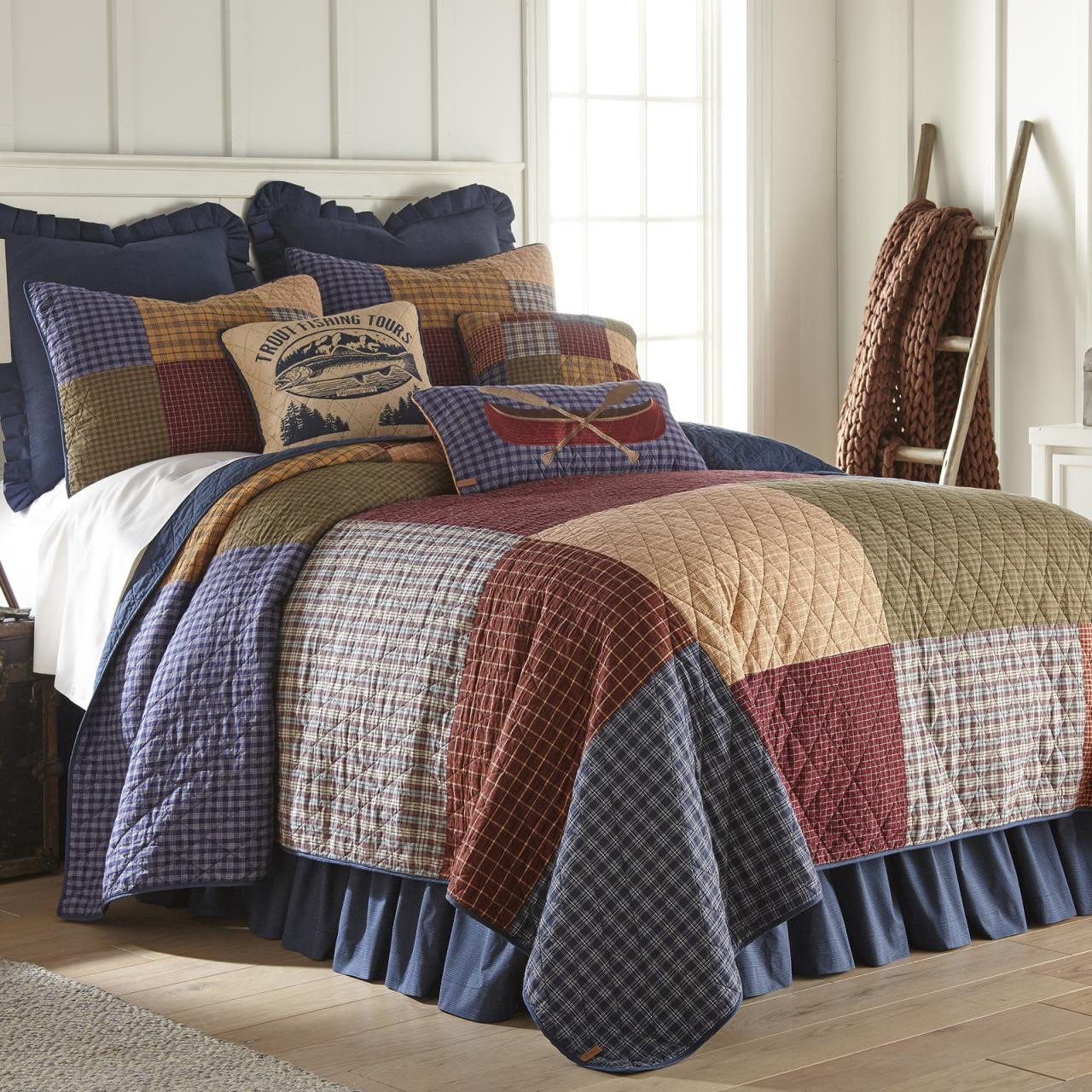 Lakehouse Quilt Collection -