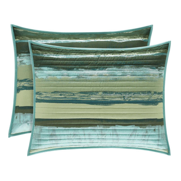 Cordoba Forest Quilted Sham - 846339097775