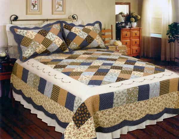 Williamsburg Quilt Collection -
