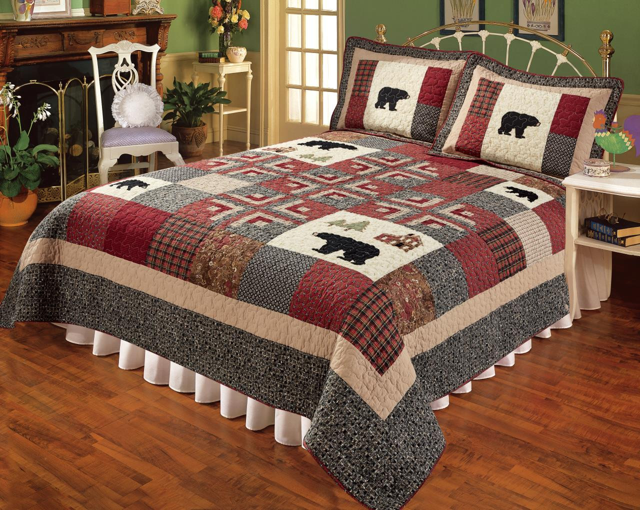 Cabin Fever Quilt Collection -