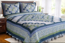 Blue Ridge Valley Quilt - 637173761362