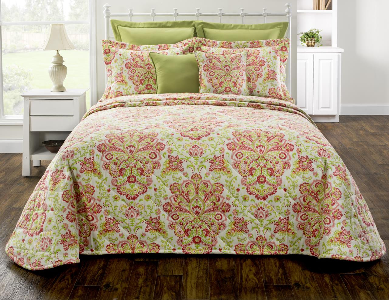 Provence Poppy Bedding Collection -