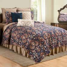Rosamund Damask Quilt Collection -