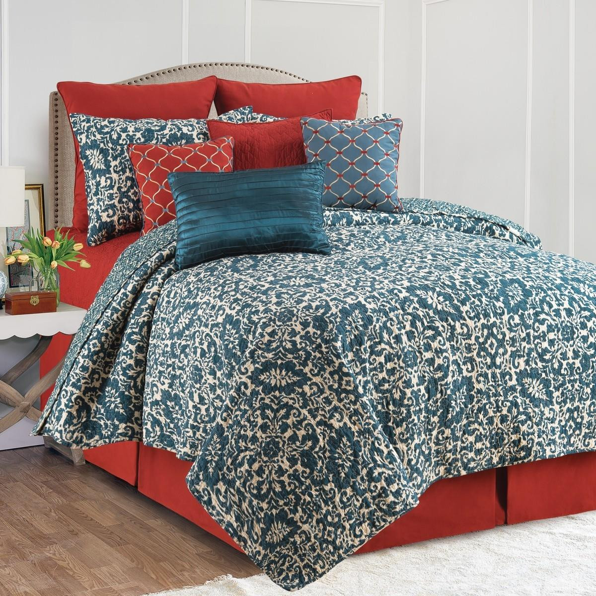 Madison Adriatic Quilt Collection -