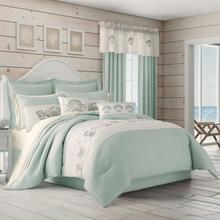 Water's Edge Aqua Comforter Collection -