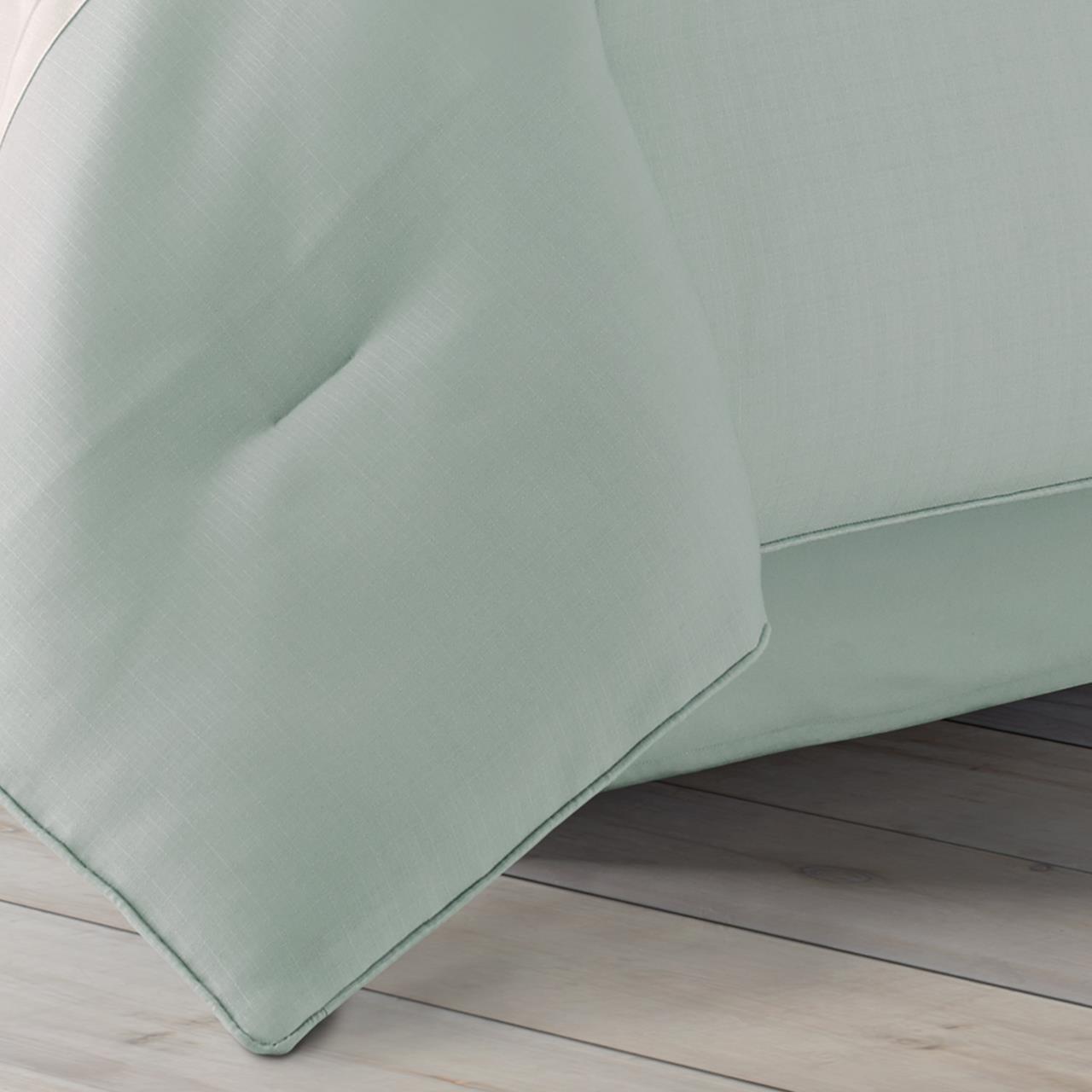 Water's Edge Aqua Comforter Collection -