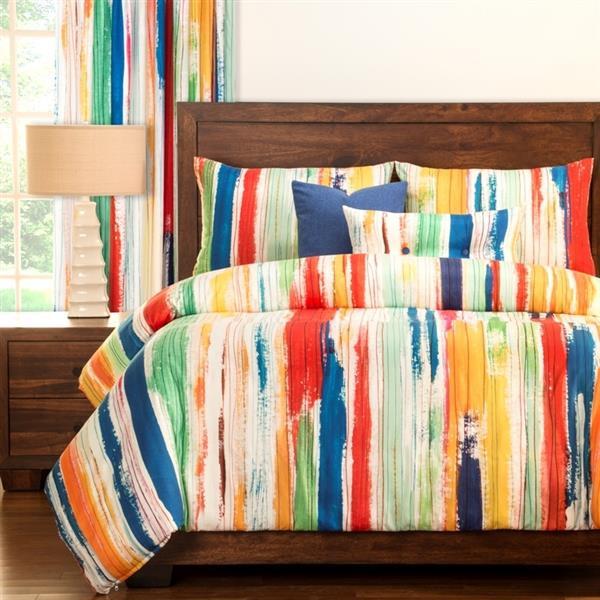 Sketchy Stripe Duvet Collection -