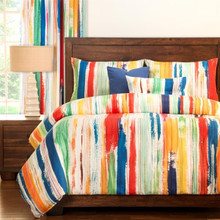 Sketchy Stripe Duvet Collection -