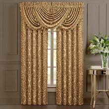 Sicily Gold Curtain Pair - 846339092169