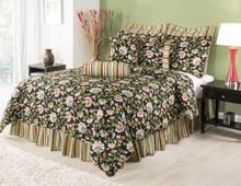 Cambridge Noir Comforter Set - 138641192690