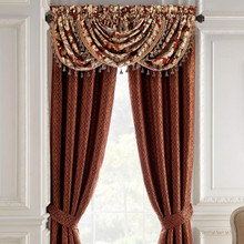 Arden Waterfall Swag Valance - 083013164198