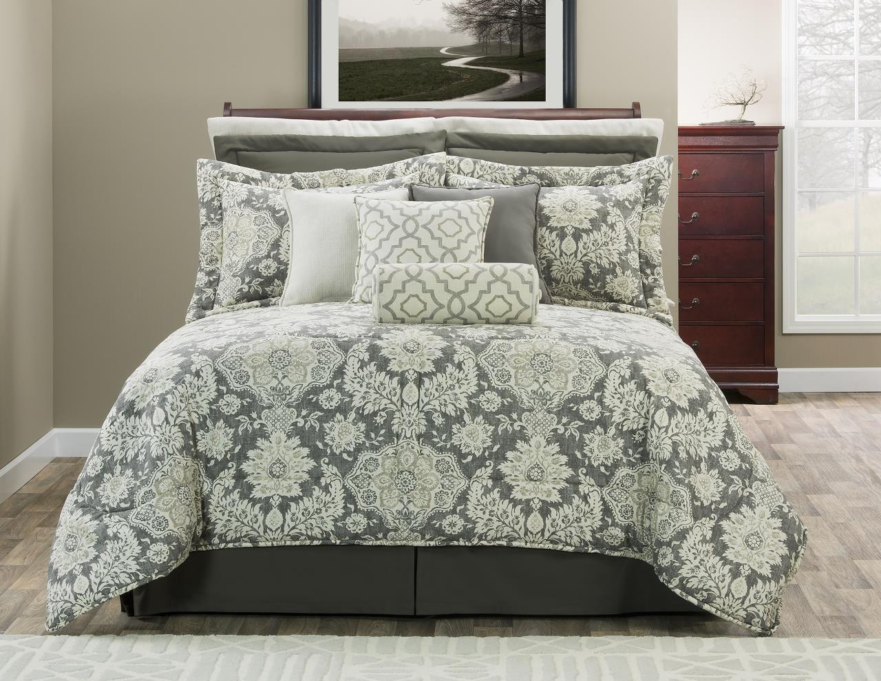 Belmont Metal Bedding Collection -